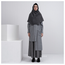 ZAHA INDONESIA Trosa Tunic