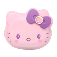 TECHNOPLAST Hello Kitty Fancy Revolution 3 in 1 Lunch Set - Pink