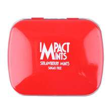 Impact Mints Rasa Strawberry Mints 14g