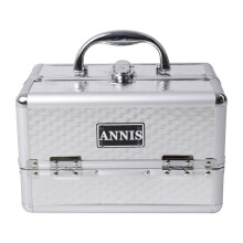ANNIS Make Up Box 805 - Silver