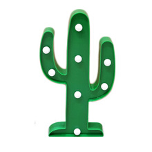 JYSK Decorative Lamp - Lampu Hias Cactus Green Green