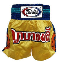 FAIRTEX MuayThai Shorts Son of Bangplee BS0625