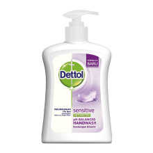 DETTOL Hand Wash Pump Sensitive 225ml