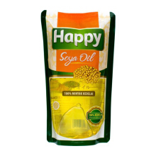 HAPPY SOYA Oil Pouch 1 ltr