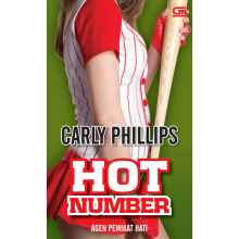 Agen Pemikat Hati (Hot Number) - Carly Phillips 616184003 (cons)
