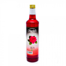 MARJAN BOUDOIN Syrup With Milk Rose 460ml
