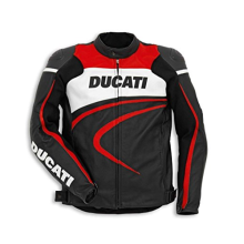 Ducati Leather Jacket Classic C2 BL. Woman's 44 (Jaket Kulit)