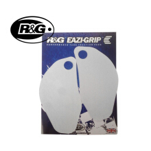 R&G Traction Pad Clear Yamaha R25