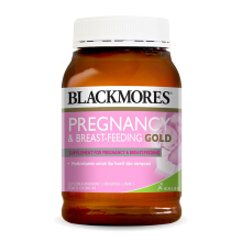 BLACKMORES Pregnancy And Breast-Feeding Gold (180)