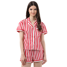 MOODS Stripe Short - Red [All Size]