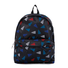 VOITTO Backpack 1716 Multi Triangles - Black