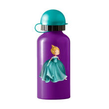 Crocodile Creek Fairy Stainless Steel Bottle - Purple