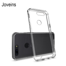 Joveins Ultra Thin Acrylic Case For One Plus 5T Dirt-resistant Case Transparent Soft High Transparency Case For One Plus 5T