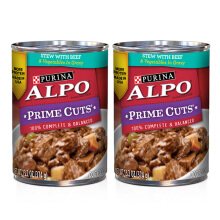 ALPO PRIME CUTS Beef Stew 13.2oz [2 Pcs]