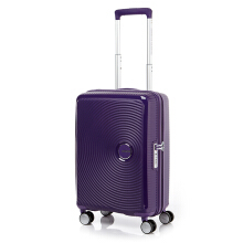 American Tourister Curio Spinner 55/20 TSA Purple