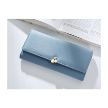 Aamour Forever young Cherry wallet - Light Blue