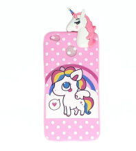 Softcase Unicorn On Top Xiaomi Redmi 4X