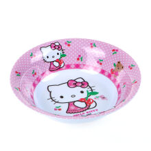 VANDA MELAMINE Hello Kitty Sweet Cherry Piring Makan 8 Inch