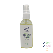[free ongkir]Peek Me Naturals Dreamland Ticket Sleep Spray - 60 Ml