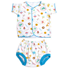 Miabelle Set Baju + Celana Pop Fullprint Newborn