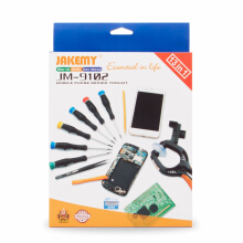 JAKEMY Obeng Set ORIGINAL 13 IN 1 JM-9102
