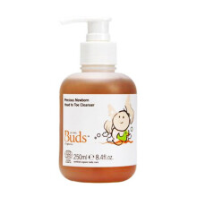 Buds Organics Precious Newborn Head To Toe Cleanser - Cherish - 250 ml
