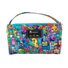 JuJuBe Tokidoki X Be Quick Kaiju City Tas Bayi - Multicolor