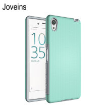 Joveins Antiskid SONY Xperia X One Plus Case with Shockproof of Heavy Duty Full Protective Anti-Scratch Dual Layer Rugged Cover