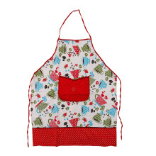 ARNOLD CARDEN Kitchen Apron Red Glass - Red 58x75cm