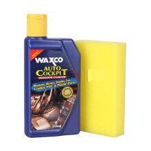 Waxco Nano Tech Auto Cockpit Wax Pembersih Interior & Dashboard Mobil - 250 ml