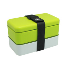 ARNISS Lunch Box Oishii Green (2x 600ml) LB-0412