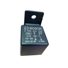 BOSCH Taiwan Mini-Relay 12V 30A 5 Pins (0986AH0250)