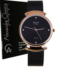 Alexandre Christie AC87286 Black