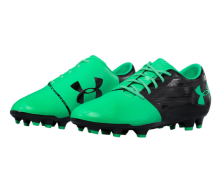 Under Armour Spotlight BL 1289533-Black&Green