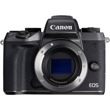 [free ongkir]CANON EOS M5 Body Only - Black