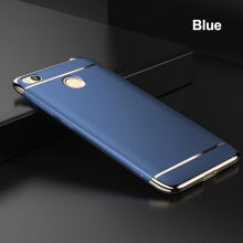 JOVEINS XIAOMI Redmi 4X Case 3 in 1 Electroplate Frame Matte Metal Cover for XIAOMI Redmi 4X Case