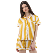 MOODS Stripe Short - Yellow [All Size]