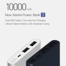 XIAOMI Mi Power Bank 2S 10000mAh - Black