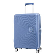 American Tourister Koper Hard Case Curio Spinner 80/30 EXP TSA Denim Blue
