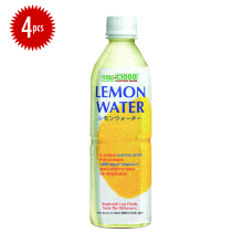 YOU C 1000 Lemon Water Bundle 500 ml x 4 pcs
