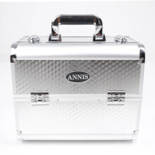 ANNIS Make Up Box 740 - Silver - Kotak Kecil