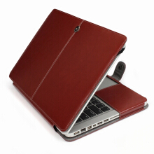VOUNI MACBOOK Pro 13-inch PU leather case