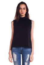 HILS THE LABEL Heyna Tops - Black