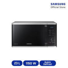 SAMSUNG Microwave Solo 23L MS23K3515AS/SE