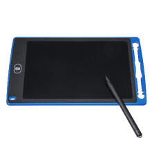 Blitzwolf 4.4''/8.5'' LCD Writing Tablet Painting Drawing Children Mini Kids Pad Board White 8.5