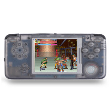 RETROGAME Handheld Game Console Q9 - Black