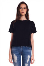 HILS THE LABEL Belty Top - Black