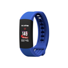With Leda smart bracelet continuous heartbeat health color hand ring movement waterproof E-TLWB6