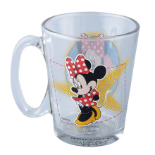 BRILIANT Mickey Mouse Glass Mug GMC3601