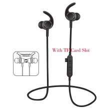 T-max MS-T3 Bluetooth Earphone Wireless Stereo Sports Headset for iPhone/OPPO
